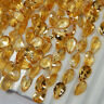 Natural Citrine 4x6mm Pear Cut 5 Pieces Top Quality AA Color Loose Gemstone AU
