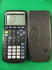 Texas Instruments TI–83 Plus Graphing Calculator