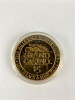 Grand Casino Mille Lacs 5 Dollars The Four Winds Lady Luck East Wind Coin