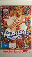 Kendra : Season 2 & 3 [ 3 DVD Set ] Region 4, NEW & SEALED, Free Next Day Post
