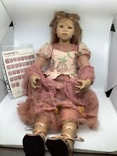 New ListingGorgeous Alani by Annette Himstedt. 33 1/2� Tall. #95/377