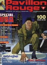 PAVILLON ROUGE N°9. Février-mars 2002.
