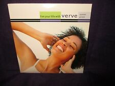 Live Your Life With VERVE Summer Groove CD