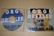 Jorge Drexler, Joaquín Sabina – Cerca Del Mar. DREX1 CD-SINGLE PROMO