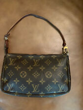 PRE-OWNED LOUIS VUITTON POCHETTE ACCESSOIRES MONOGRAM CANVAS