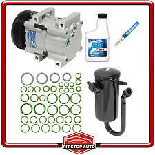 New A/C Compressor Kit 1050216 - 2UZ19V703 F-150 F-250 Bronco F-350