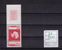 MiNr.  67    ..  Franz. Geb. i. d. Antarktis ... Postfrisch