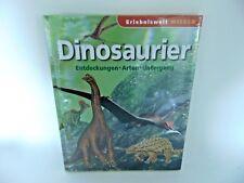 erlebniswelt conocimiento - Dinosaurier - Tapa Dura Libro