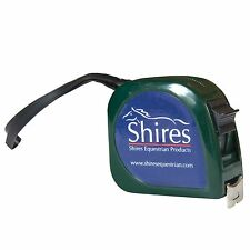 Shires Horse Measuring Tape - pocket sized, marked in hands and centimetres