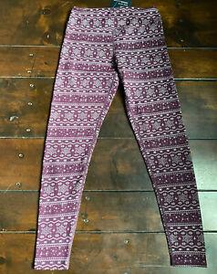 New Terramar Women's Merino Wool Pant Woolskins Medium NWT