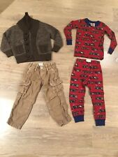 Mixed Lot of 3 Boys Sz. 3T, Hanna Anderson, True Religion, Old Navy- Casual Cool