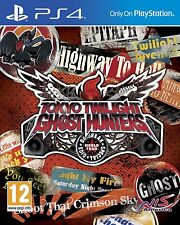 Tokyo Twilight Ghost Hunters: Daybreak Special Gigs PS4 - BRAND NEW & SEALED UK