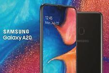 Samsung Galaxy A20 32GB Black LTE BOOST MOBILE