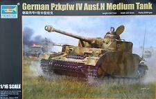 TRUMPETER® 00920 German Pzkpfw IV Ausf.H Medium Tank in 1:16