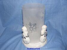 Perfectly Presented Christmas Snowman Winter Wonderland Decoration Figurine77029