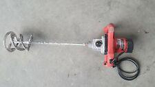 Fairline FDM 1200 elektr Mörtelmischer Rührwerk Mixer Quirl Rührmaschine Mischer