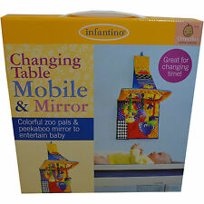 Infantino Changing Table Mobile & Mirror Clearance