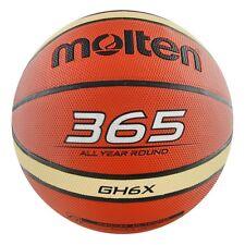 Molten Basketball GH6X BGHX GHX 365 Series Size 6 Indoor Outdoor Composite Le...