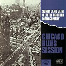 Chicago Blues Sessions - Sunnyland Slim / Little Brother Montgome (1900, CD NEU)