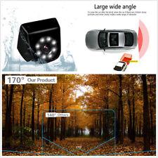 Car License Screw Mini Camera For Car SUV Rear View Reverse Parking Monitor