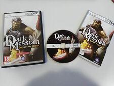 DARK MESSIAH MIGHT AND MAGIC PC DVD-ROM SPANISH CODE GAME UBISOFT