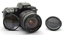 Nikon F60 35mm Analog Spiegelreflex + Sigma UC Zoom 4-5,6 / 28-105 mm Lens l18