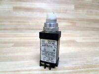 Allen Bradley 800T-PST16 Pilot Light 800T-PST16W White Lens /Series N