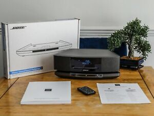 Bose Wave IV Music System DAB + New Soundtouch Pedestal BLUETOOTH Wi-Fi Alexa
