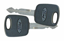 1999-2000 Ford RANGER - 2 Ford Logo Transponder Keys