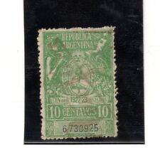 Argentina Valor fiscal año 1922-23 (BM-993)