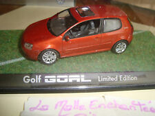 Volkswagen Golf 3 Portes Schuco Ed Limited 1/43° New Box Plexi