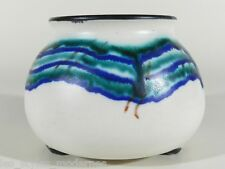 MÄRKISCHE 30er J. Keramik ° Handbemalt ° wohl Velten-Vordamm o. Hael Werkstätten