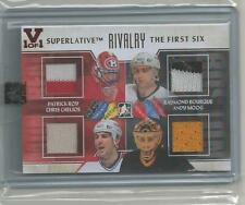 Roy Chelios Bourque Moog Superlative Vault the First Six Rivalry Gold, V1/1 Ruby