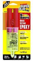 Super Glue Epoxy 5 Minute Quick Setting 2 Part Metal Plastic Glass China SYQS