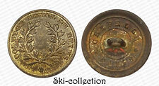 Button College Royal Of Reims. France, to The 1830. 0 7/8in