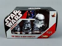 Hot Toys Chubby Series 2 Stormtrooper / Clone Troopers Fun novelty figures