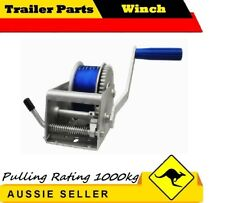 Superior 1000KG Boat Hand Winch 3:1 CAR BOAT TRAILER 4WD HAND WINCH