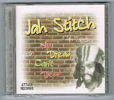 JAH STITCH - NO DREAD CAN'T DEAD - 16 TITRES - CD NEUF NEW NEU