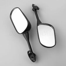 Pair Motorcycle Rear View Rearview Mirrors for Honda VFR800 2007 2006 2005 2004