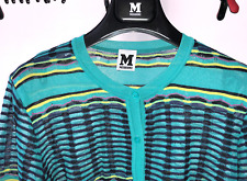 Missoni Cropped crochet-knit cardigan with dustbag
