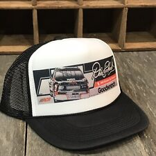 Goodwrench Chevy Racing Team Vintage 80's Trucker Hat Nascar Dale Earnhardt #3