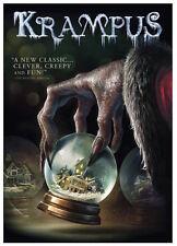 KRAMPUS DVD - SINGLE DISC EDITION - NEW UNOPENED - ADAM SCOTT