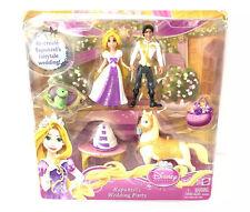 Disney Princess Rapunzel's Wedding Party Tangled NIB