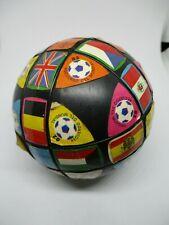 Magic Ball Variant of Rubik's Mechanism: 3x3x3, Soccer World Cup 1982 in Spain
