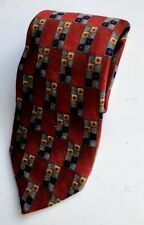 Silk Tie By Robert Talbot.       FREE SHIPPING To Lower 48 States