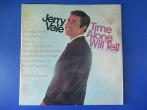 Jerry Vale Time Alone will Tell great hits CS9484 Columbia LP RARE LP RECORD #2