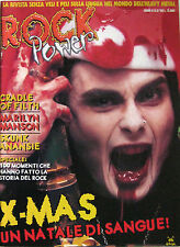 ROCK POWER 3 1999 Cradle Of Filth Nashville Pussy Marilyn Manson Kovenant