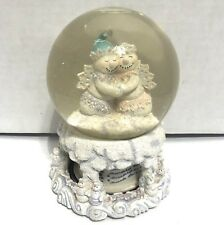 The San Francisco Music Box Company Snowman Musical Water Snow Globe Christmas
