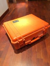 Pelican Case 1550 Orange No Foam