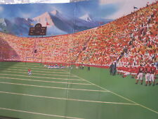 Barbie® 1964 Goes To College Panoramic Football Backdrop Repro Reproduction!